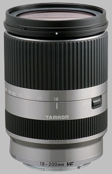 image of the Tamron 18-200mm f/3.5-6.3 Di III VC lens