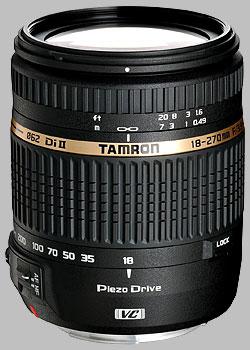 image of the Tamron 18-270mm f/3.5-6.3 Di II VC PZD AF lens