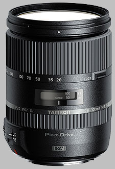 image of the Tamron 28-300mm f/3.5-6.3 Di VC PZD lens