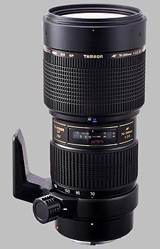 image of the Tamron 70-200mm f/2.8 Di LD IF Macro SP AF lens