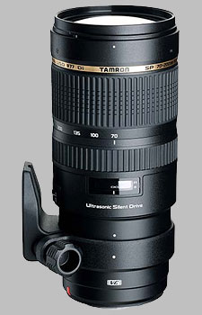 image of the Tamron 70-200mm f/2.8 Di VC USD SP lens