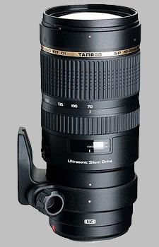 image of Tamron 70-200mm f/2.8 Di VC USD SP