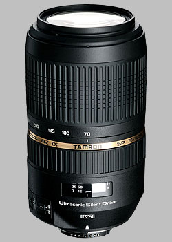 image of the Tamron 70-300mm f/4-5.6 Di VC USD SP AF lens