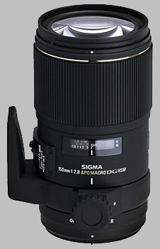 image of the Sigma 150mm f/2.8 EX DG OS HSM APO Macro lens