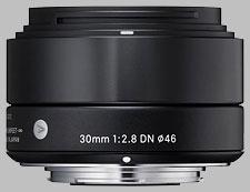 image of Sigma 30mm f/2.8 DN Art