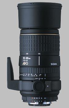 image of Sigma 135-400mm f/4.5-5.6 Aspherical APO