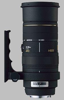 image of the Sigma 50-500mm f/4-6.3 EX DG HSM APO lens