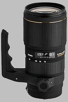 image of the Sigma 70-200mm f/2.8 EX DG Macro HSM APO lens