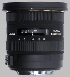image of Sigma 10-20mm f/3.5 EX DC HSM