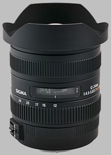 image of the Sigma 12-24mm f/4.5-5.6 II DG HSM lens