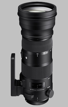 image of the Sigma 150-600mm f/5-6.3 DG OS HSM Sports lens