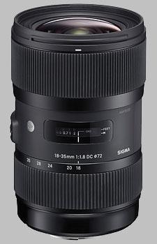 image of Sigma 18-35mm f/1.8 DC HSM Art