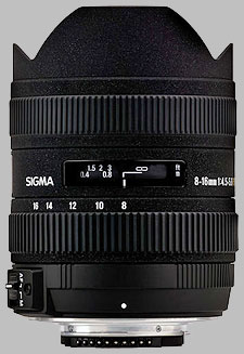 image of the Sigma 8-16mm f/4.5-5.6 DC HSM lens