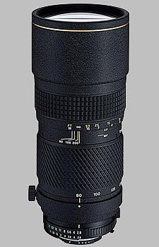 image of the Tokina 80-200mm f/2.8 AT-X 828 AF PRO lens