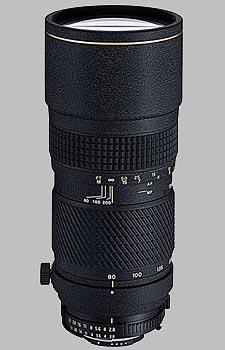 image of the Tokina 80-200mm f/2.8 AT-X 828 AF PRO lens