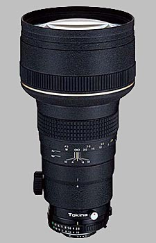 image of the Tokina 300mm f/2.8 AT-X 300 AF PRO lens