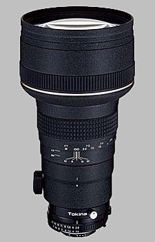 image of the Tokina 300mm f/2.8 AT-X 300 AF PRO lens