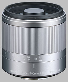 image of the Tokina 300mm f/6.3 MF Macro Reflex lens