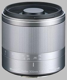 image of the Tokina 300mm f/6.3 MF Macro Reflex lens