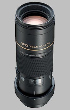 image of the Konica Minolta 200mm f/4 Macro APO G AF lens
