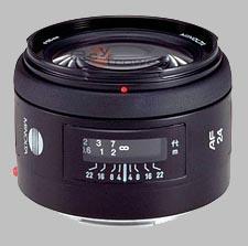 image of the Konica Minolta 24mm f/2.8 AF lens