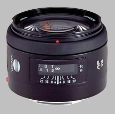 image of the Konica Minolta 24mm f/2.8 AF lens