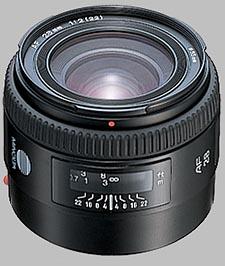 image of the Konica Minolta 28mm f/2 AF lens