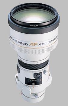 image of Konica Minolta 300mm f/2.8 APO G AF