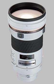 image of the Konica Minolta 300mm f/2.8 APO G D SSM AF lens