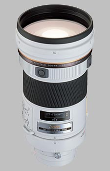 image of the Konica Minolta 300mm f/2.8 APO G D SSM AF lens
