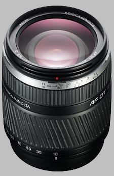 image of Konica Minolta 18-200mm f/3.5-6.3 D AF DT