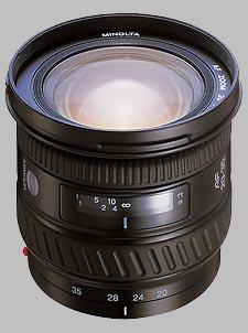 image of Konica Minolta 20-35mm f/3.5-4.5 AF