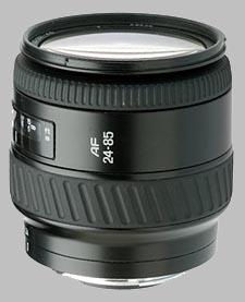 image of the Konica Minolta 24-85mm f/3.5-4.5 AF lens