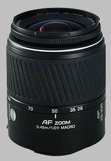 image of the Konica Minolta 28-100mm f/3.5-5.6 D AF lens