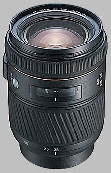 image of Konica Minolta 28-70mm f/2.8 G AF