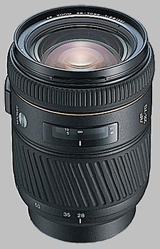 image of the Konica Minolta 28-70mm f/2.8 G AF lens