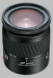 image of the Konica Minolta 28-80mm f/3.5-5.6 D AF lens