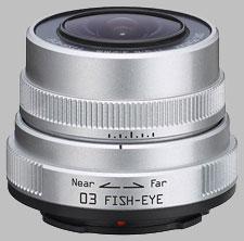 image of the Pentax Q 3.2mm f/5.6 03 Fish-Eye lens