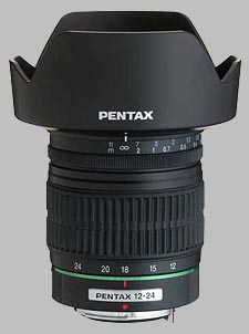 image of the Pentax 12-24mm f/4 ED AL IF SMC P-DA lens