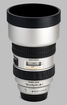 image of the Pentax 28-70mm f/2.8 SMC P-FA lens