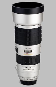 image of the Pentax 80-200mm f/2.8 ED IF SMC P-FA lens