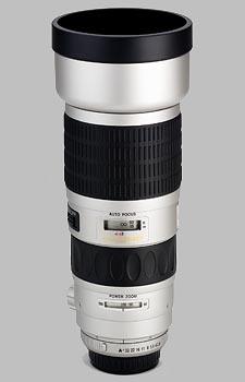 image of the Pentax 80-200mm f/2.8 ED IF SMC P-FA lens