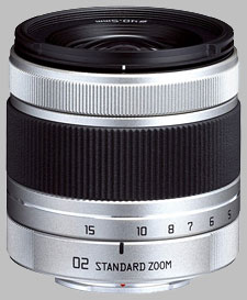 image of Pentax Q 5-15mm f/2.8-4.5 02 Standard Zoom