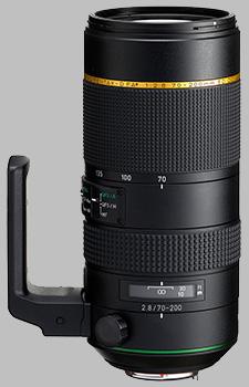 image of Pentax 70-200mm f/2.8 ED DC AW HD D FA*