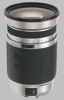image of the Vivitar 28-300mm f/4-6.3 Series 1 AF lens
