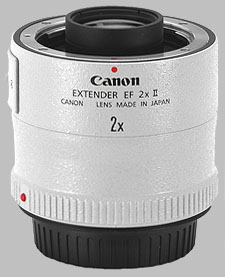 image of the Canon 2X Extender EF II lens