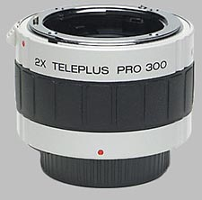 image of the Kenko 2X Teleplus PRO 300 AF lens