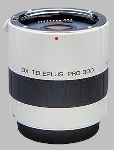image of the Kenko 3X Teleplus PRO 300 AF lens