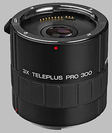 image of the Kenko 3X Teleplus PRO 300 DG AF lens