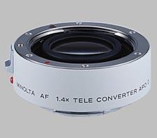 image of the Konica Minolta 1.4X AF Apo (D) lens